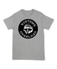 INTEGRITY SYSTEMS TEE ON HEATHER GREY