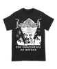 LORNA SHORE HATE POPE TEE