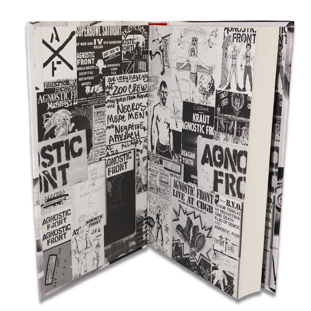 MY RIOT: AGNOSTIC FRONT, GRIT, GUTS & GLORY BY ROGER MIRET WITH JON WIEDERHORN