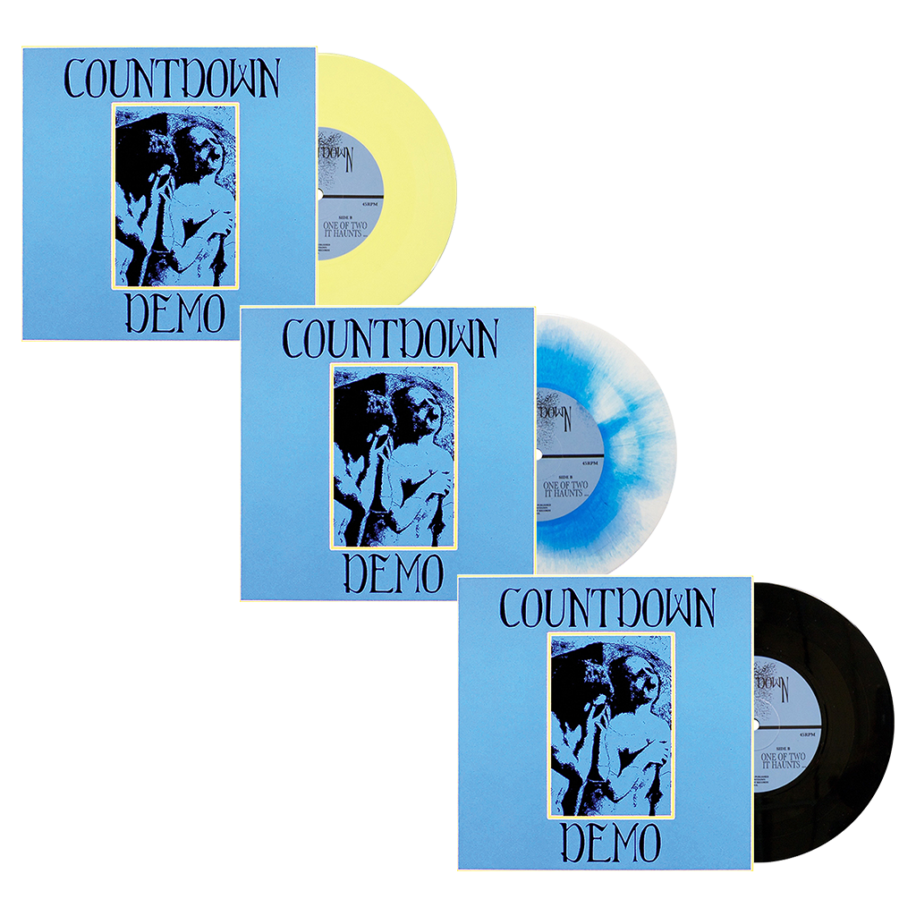 COUNTDOWN DEMO 7 INCH PACKAGE
