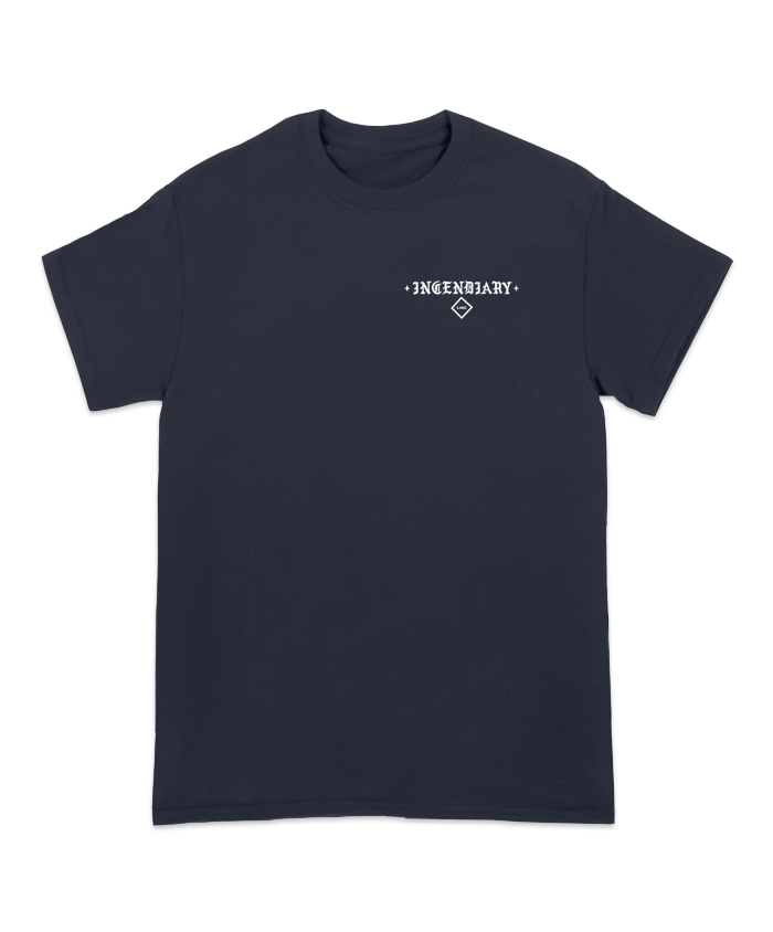 INCENDIARY-UNCLENCHED-FIST-TEE