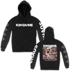 KING NINE DEATH RATTLE ALBUM PULL HOOD