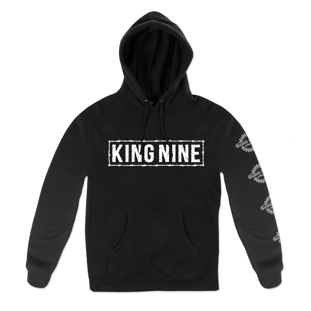 KING NINE DOWN FOR LIFE PULL HOOD