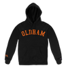 KNOCKED LOOSE OLDHAM ARCH PULL HOOD
