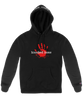 KNOCKED LOOSE RED HANDED PULL HOOD