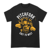 PITCHFORK ROGER EAST TO WEST TEE