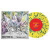 "Rule Them All ""Dreams About"" 7"" Second Press in yellow with blue splatter and limited edition cover."