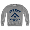 STREET DOGS CHEVRON CREW ON SPORT GREY