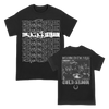 THE ACACIA STRAIN COLD GLOOM LIVE TEE