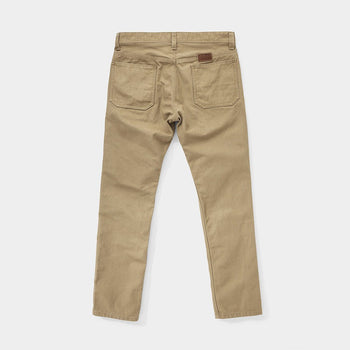 product: Almond Surfboards Rover Work Pant Khaki