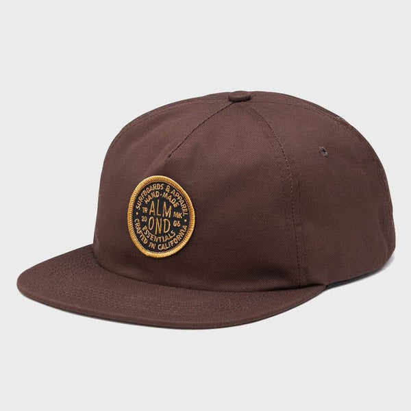 product: Almond Surfboards The Dusk Hat Brown