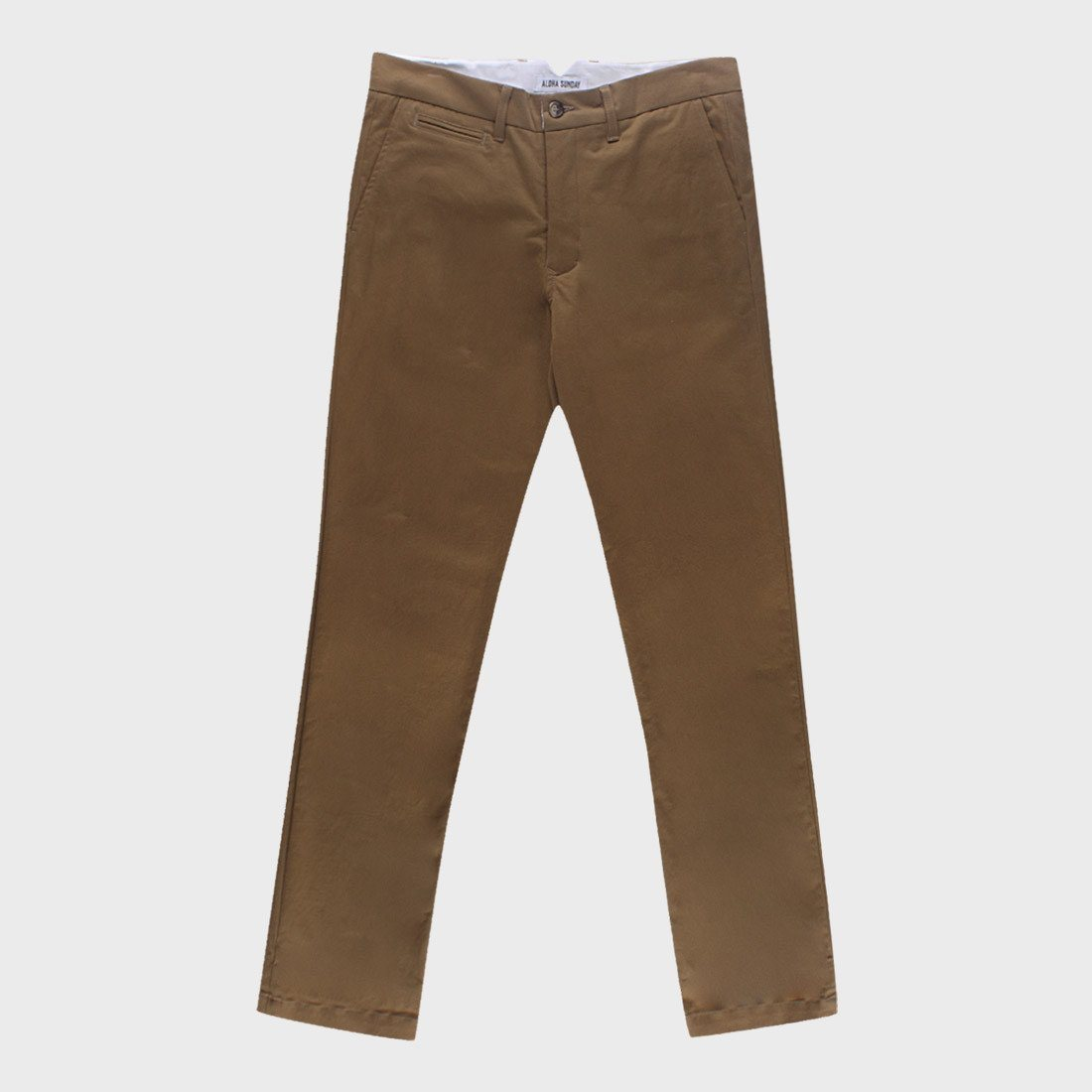 Aloha Sunday Pacific Stretch Dark Khaki