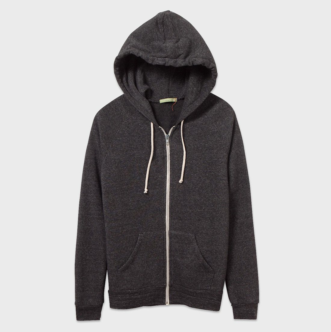 Alternative Apparel Adrian Eco-Fleece Hoodie Black