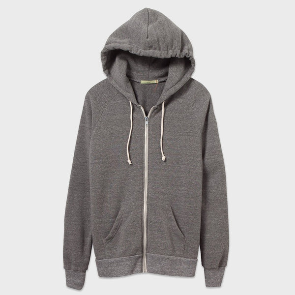 product: Alternative Apparel Adrian Hoodie Grey