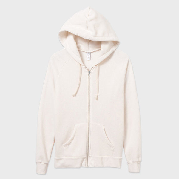 product: Alternative Apparel Adrian Hoodie Ivory