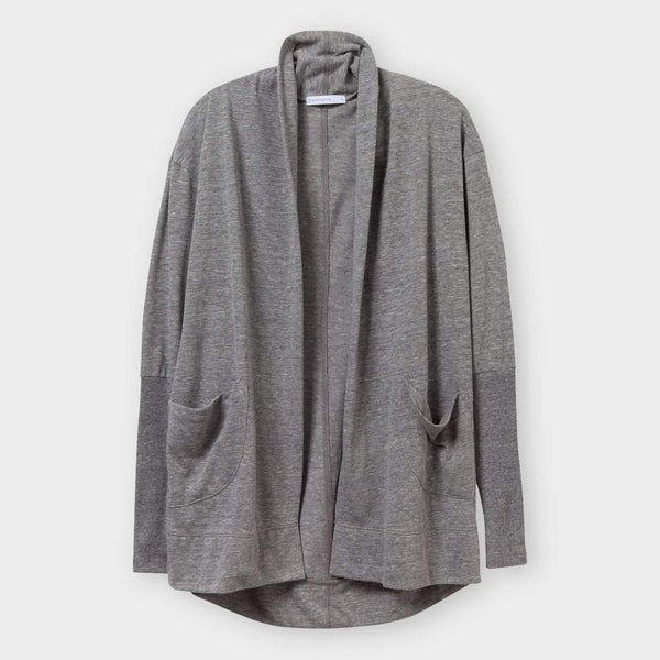 product: Alternative Apparel Rib Sleeve Eco Grey