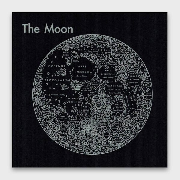 product: Archie's Press The Moon Print