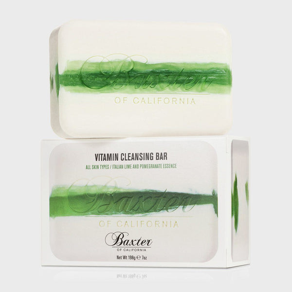 product: Baxter Of California Vitamin Cleansing Bar