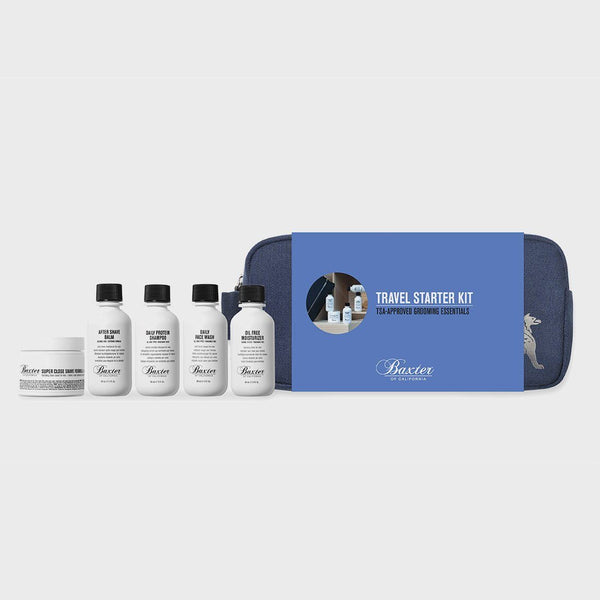 product: Baxter of California Travel Starter Kit