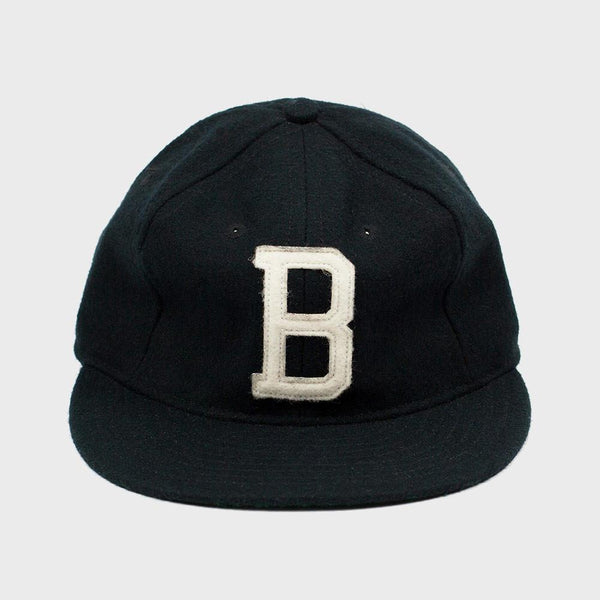 product: Blk Pine Minor League Canvas Ball Cap Black