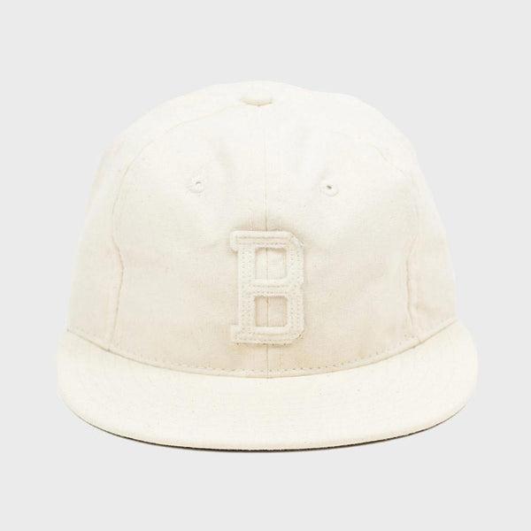 product: Blk Pine Minor League Canvas Ball Cap Natural