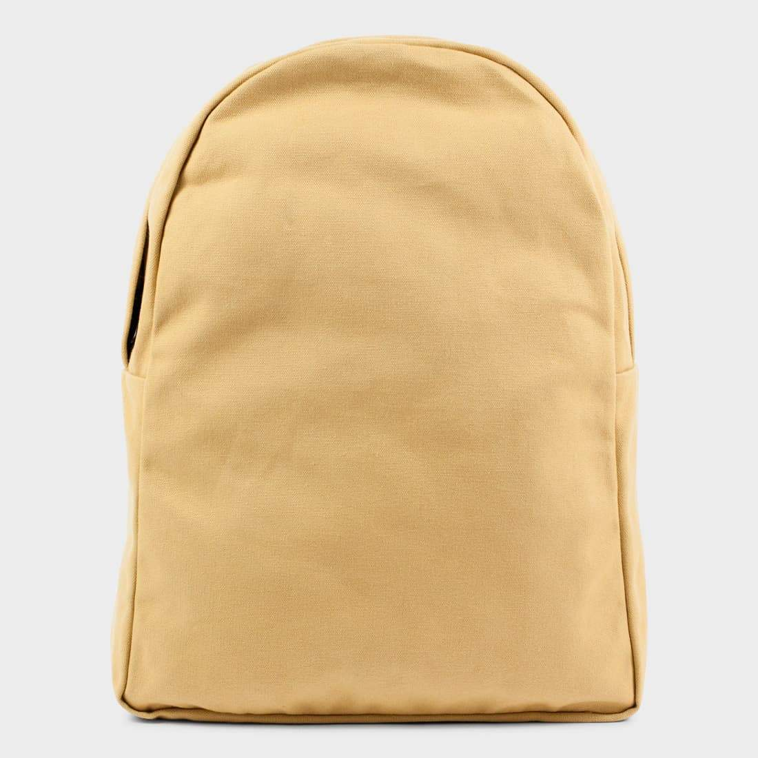 BLK PINE Simple Backpack Tan Canvas