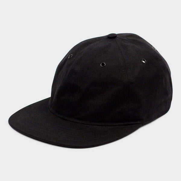 product: BLK PINE Simple Ball Cap Black