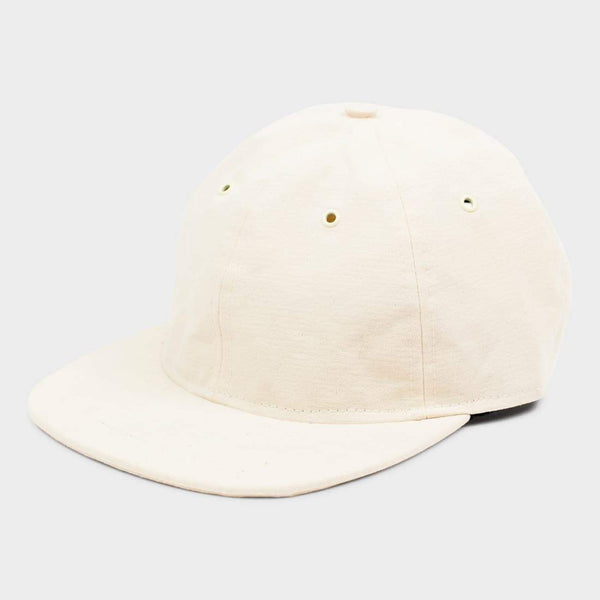 product: BLK PINE Simple Ball Cap Natural Canvas