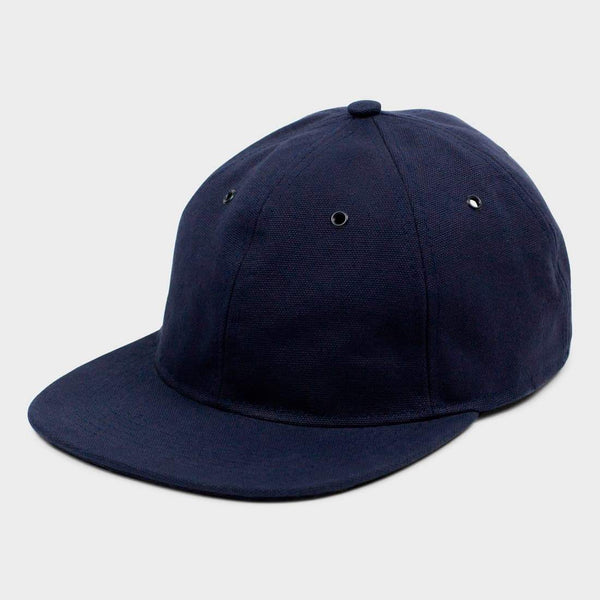 product: BLK PINE Simple Ball Cap Navy