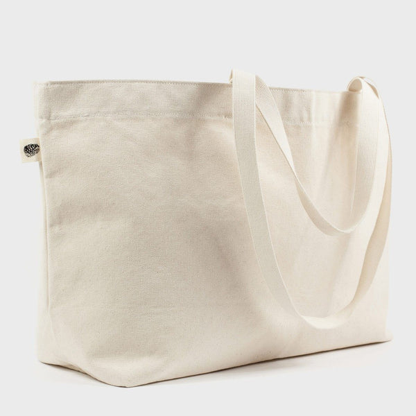 product: BLK PINE Simple Tote Natural