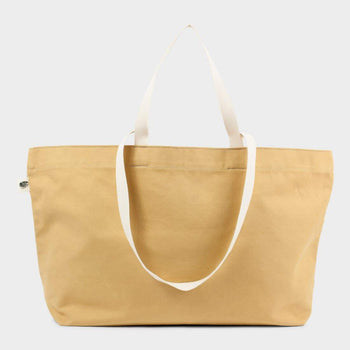 product: BLK PINE Medium Tote Tan Canvas