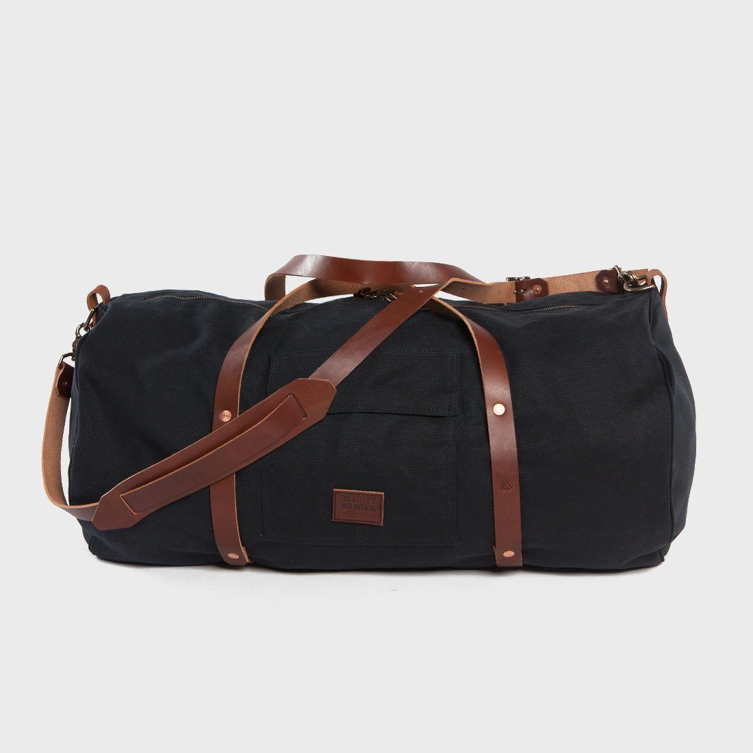 Bradley Mountain The Rambler Duffel Black