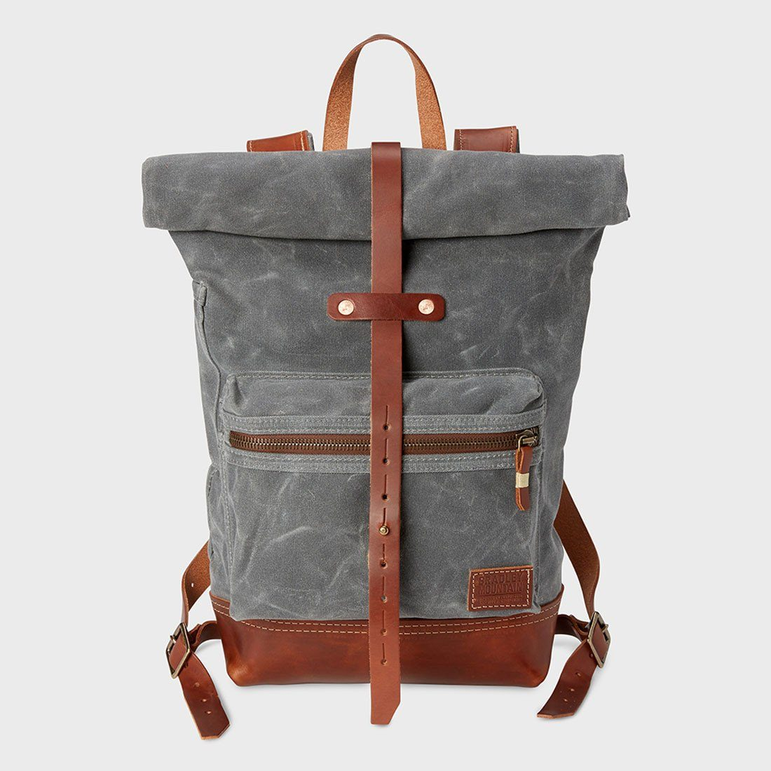 Bradley Mountain Biographer Backpack Charcoal