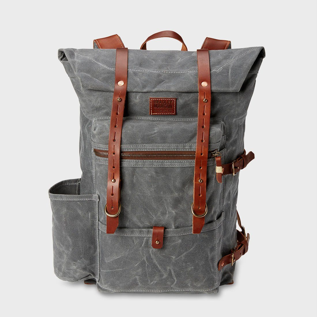 Bradley Mountain Wilder Backpack Charcoal