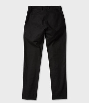 product: Bridge & Burn Market Black Black Stretch Linen