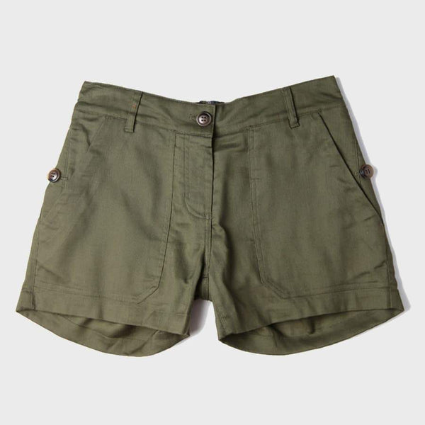 Bridge & Burn Tilda Shorts Olive