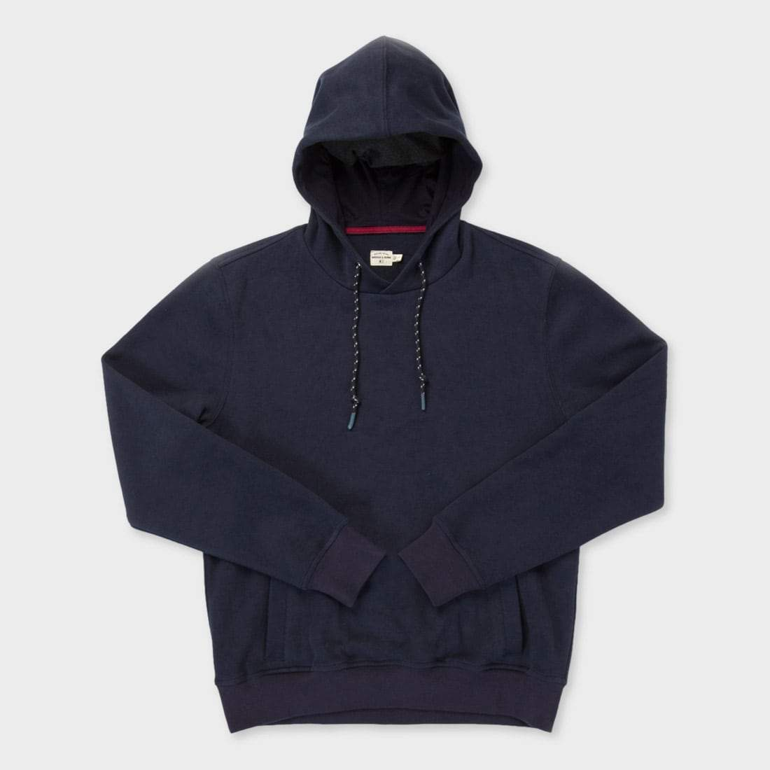 Bridge & Burn Williams Hoodie Navy