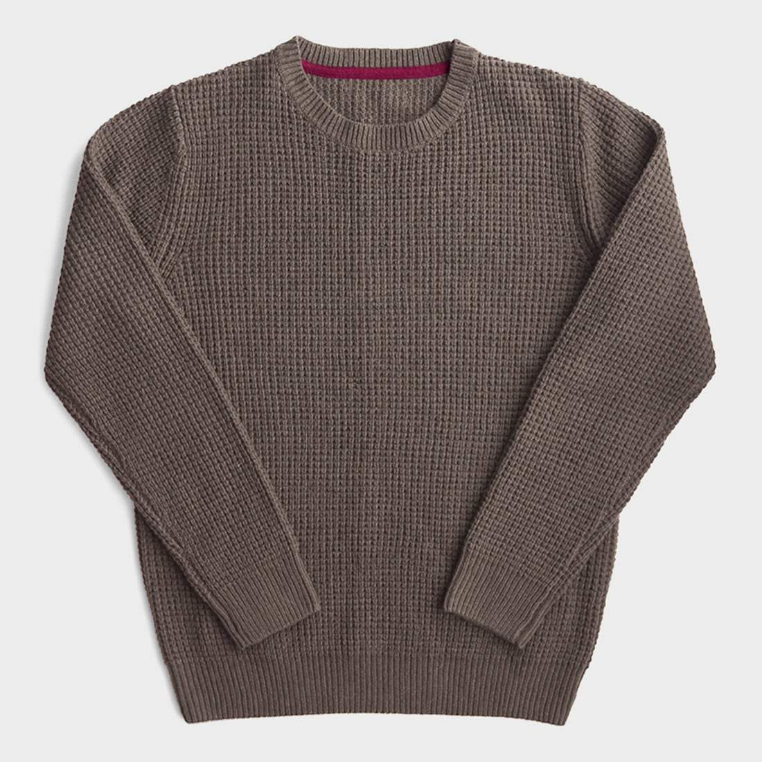 Bridge & Burn Porter Sweater Taupe