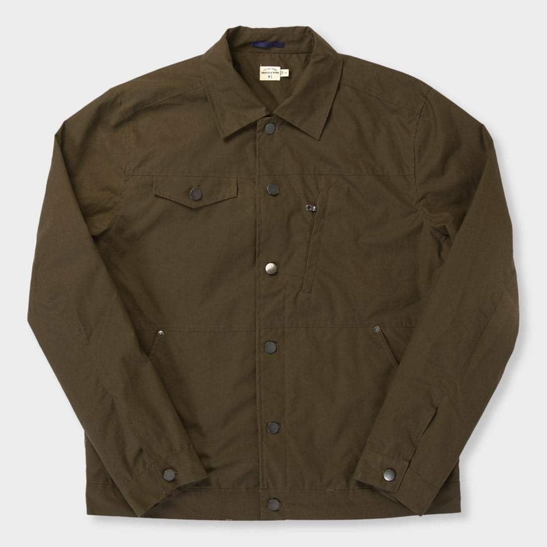 Bridge & Burn Tamarak Jacket Olive