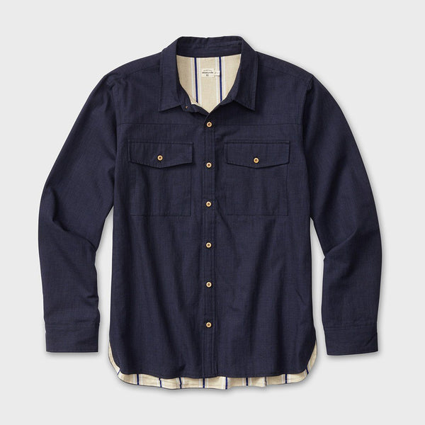 product: Bridge & Burn Flint Navy