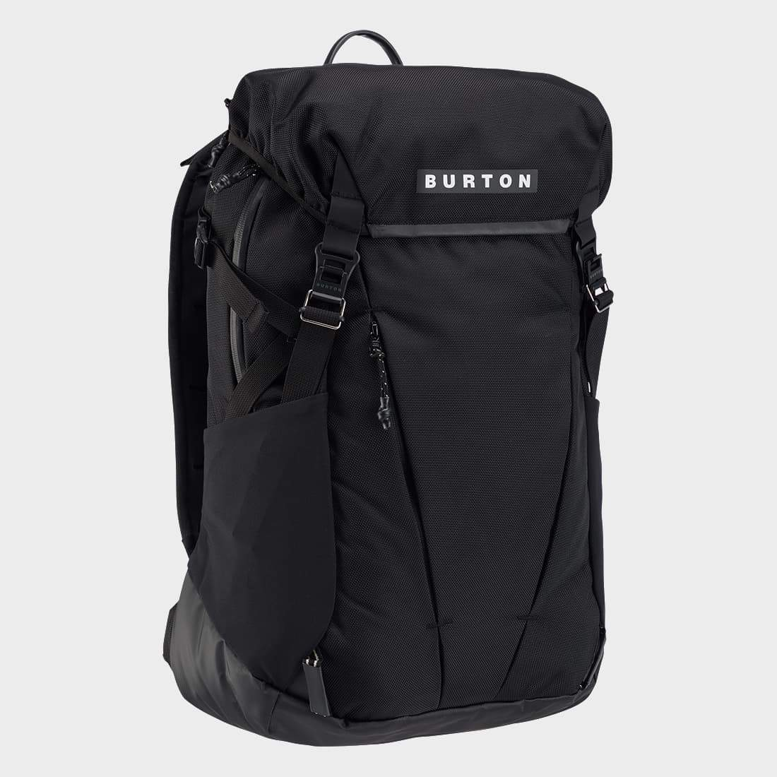 Burton Spruce Pack True Black Ballistic