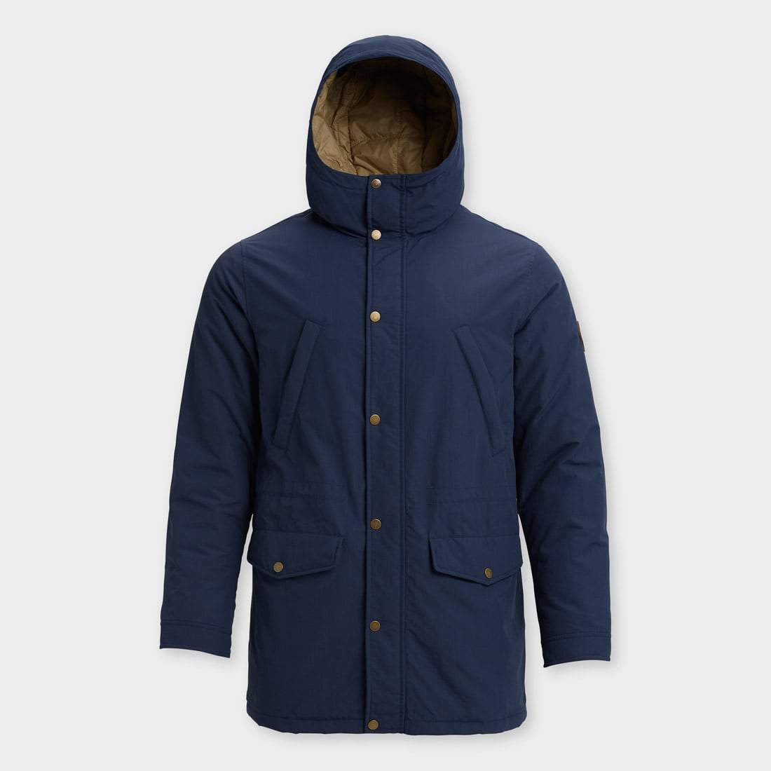 Burton Danning Trench Jacket Mood Indigo