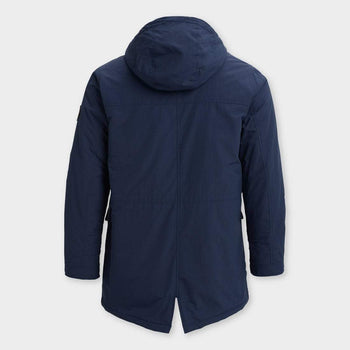 product: Burton Danning Trench Jacket Mood Indigo