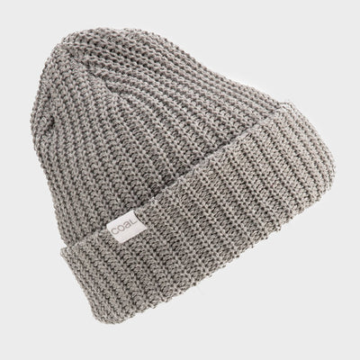 db6cb7c0400 product  Coal The Eddie Beanie Heather Grey
