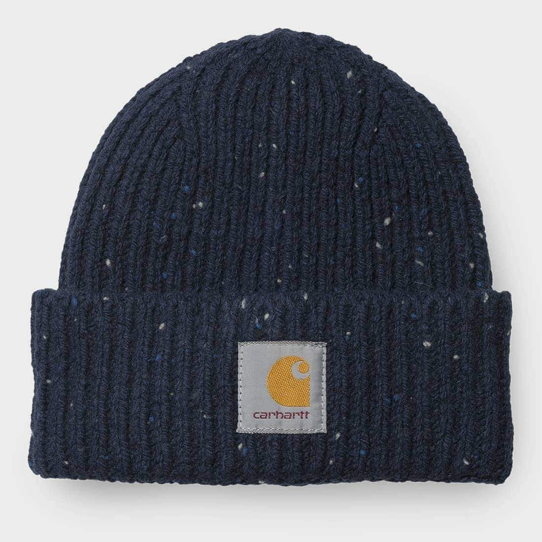 Carhartt WIP Anglistic Beanie Navy Heather