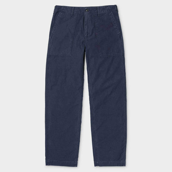 product: Carhartt WIP Fatigue Pant Dark Navy