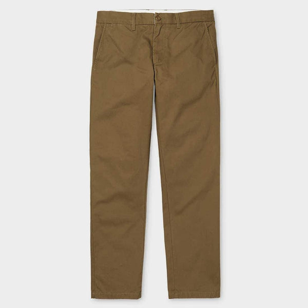 product: Carhartt WIP Johnson Pant Hamilton Brown