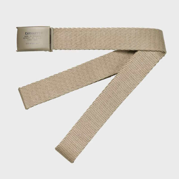 product: Carhartt WIP Military Printed Belt Mojave
