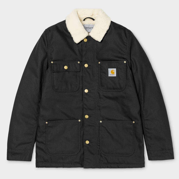 product: Carhartt WIP Fairmount Coat Black