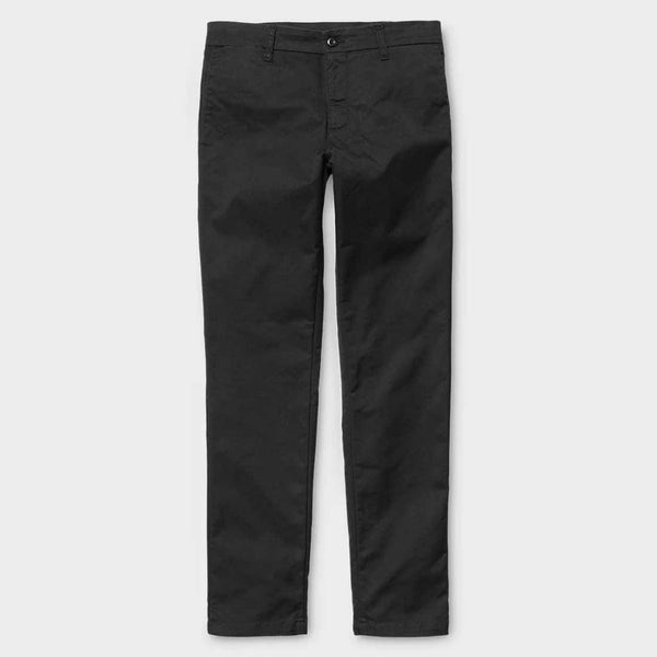 product: Carhartt Wip Sid Pant Black Rigid